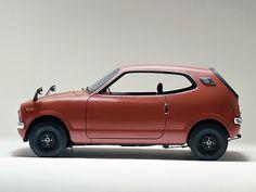 Honda Z.    What a car.