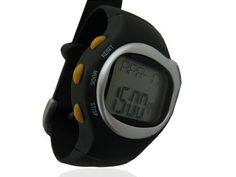 Water Resistance Heart Rate Monitor with Calorie Report by DSR. $19.00. # Normal Water Resistance Heart Rate Monitor Watch with Calorie Report # Pulse rate detecting # Calorie report # Exercise intensity control by pulse rate chart # Sport time counting # Personal physical data input # Chronograph stop watch # Time and calendar # Daily alarm # Approved: CE / FCC