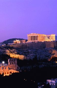 Athens, Greece. So full of history!