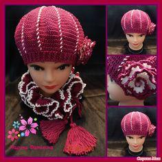 Приглашаю  на онлайн по вязанию осенне-весеннего комплекта для наших маленьких модниц.