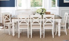 Provincial Cross Back Chair Oak  Our Shopping List Pinterest Extraordinary French Provincial Dining Room Table Inspiration Design