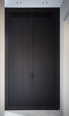Wardrobe Cabinets, Wardrobe Doors, Home Renovation, Door Design, House Design, Log Home Designs, Built In Furniture, Wardrobe Design, Painted Doors
