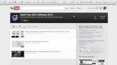 Tube SEO Blueprint Video - How...    http://ytviralonline.com/