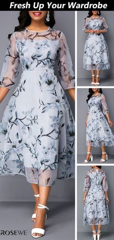 Swans Style is the top online fashion store for women. Shop sexy club dresses, jeans, shoes, bodysuits, skirts and more. Kurti Designs Party Wear, Kurta Designs, Pretty Dresses, Beautiful Dresses, Women's Fashion Dresses, Casual Dresses, Ikkat Dresses, Indian Gowns Dresses, Dress Making Patterns
