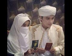 Usia 17 Tahun, Putra Ustadz Arifin Ilham Nikahi Mualaf Gadis Cantik Tionghoa