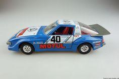 Mazda RX 7 Coupe Tom Walkinshaw Rallye Bburago 1/24 ohne Box O4849 in Modellbau…
