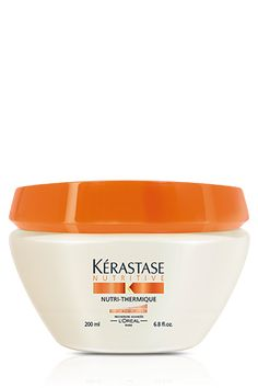 Masque Nutri-Thermique. Deep conditioning treatment mask for very dry, sensitised hair