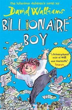 Booktopia - Billionaire Boy by David Walliams, 9780007371082. Buy this book online.
