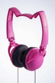 CDJapan : mix-style NEKOMIMI Headphone / PK Pink Collectible