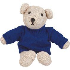 Get Crafty Knitted Teddy Bear Kit | Hobbycraft