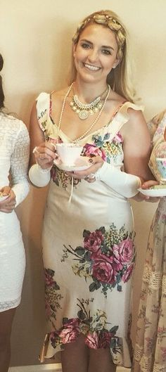 Rydel Lynch fashion : outfit for Rydel's tea party