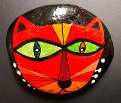 bemalte Steine, Steingeister, Malerei, Kunst,Rock, Stone, painting stone, painting rock, Steinkunst,