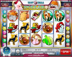 Dog Pound free #slot_machine #game presented by www.Slotozilla.com - World's biggest source of #free_slots where you can play slots for fun, free of charge, instantly online (no download or registration required) . So, spin some reels at Slotozilla! Dog Pound slots direct link: http://www.slotozilla.com/free-slots/dog-pound