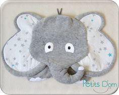 Doudou plat Elephant                                                       …