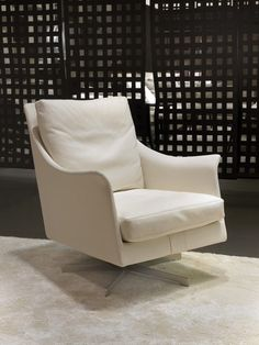 Boss armchair, design by Flexform., made in Italy. #beautifullifestyle