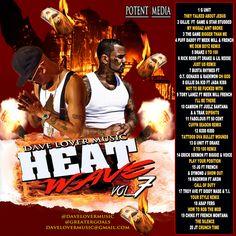 Dave Lover Music - Heat Wave Vol 7