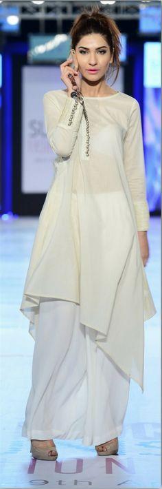 SERIES - Wearable Pak Fashion  Designer - Adnan Pardesy Label - The Working Woman