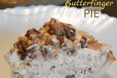 Healthy Eating Recipes, Keto Recipes, Dessert Recipes, Butterfinger Ice Cream, Ice Cream Pies, Keto Cake, Keto Cookies, Low Carb Desserts, Coffee Cake