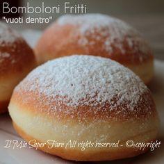 Donut Recipes, Snack Recipes, Dessert Recipes, Cooking Recipes, Cheesecake Desserts, Cookie Desserts, Italian Desserts, Italian Recipes, Almond Paste Cookies