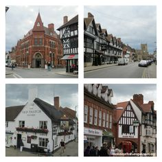 Top things to do in Shakespeare's Stratford-upon-Avon, England.