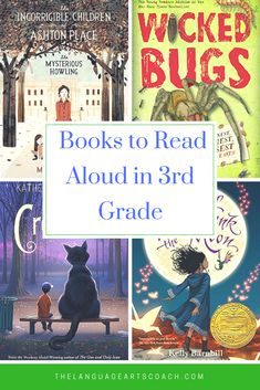This year I didn't do as great of a job on keeping track of all the books we read aloud as I did in grade, but I've still got a great list of wonderful books to share with you. These books are a great fit for reading aloud to graders. 3rd Grade Reading, Love Reading, Reading Lists, Family Movie Night, Family Movies, Good Books, Books To Read, Starting A Book, Newbery Medal