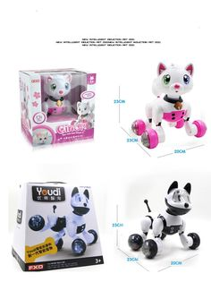 New Birthday Gift walking toy zoomer dog Sound Control Smart interactive Dog Electronic Pet Educational Children Toy Robot Dog