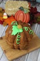 Spice Pumpkin Bundt Cake