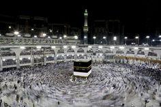 La tensión entre Irán y Arabia Saudí empañan la peregrinación a La Meca