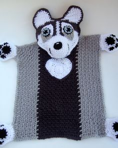 1000+ images about crochet husky on Pinterest Husky ...