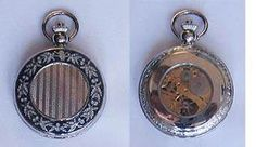 Mechanische Taschenuhr Belle Èpoche Pocket Watch, Accessories, Pocket Watches, Jewelry