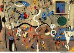 Joan Miro – Karnawał arlekina