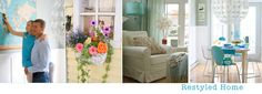 tons and tons of blogs listed with endless great pictures of ideas for rooms...will go back and take a LONG look....