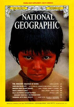NATIONAL GEOGRAPHIC  OCTOBER 1972