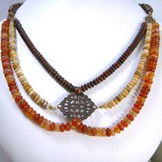 Jasper Agate Necklace