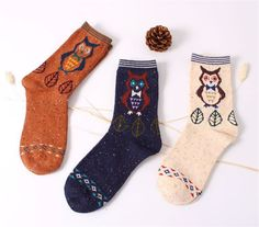Cheap wool sock, Buy Quality sock girl directly from China wool socks baby Suppliers:  Design for Winter! Owl wool socks      Note:a lot include 3 colors.If you want to change colors,do please leave y