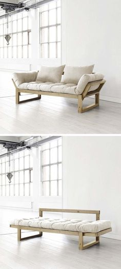 Convertible Sleeper Sofa | #saltstudionyc studio apartment small aler.e