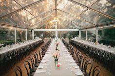 Sydney styling: White Umbrella - One Fine Day Wedding Fair Wedding Marquee Hire, Modern Wedding Venue, Wedding Venues, Gypsy Wedding, Wedding Fair, Wedding Bells, Clear Marquee, Marquee Events, White Umbrella