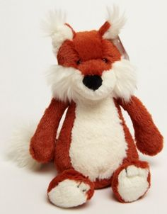 jellycat fox