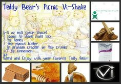 Teddy Bear's Picnic Vi-Shake.  Enter your  information at glenclewis.bodybyvi.com for free samples!