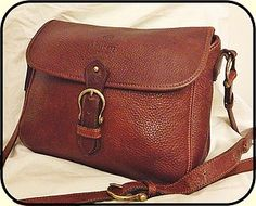 Vintage Wexford Mulberry Bag