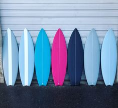 Brand new custom shortboards for Used Surfboards, Coastal, Wallpaper, Wood, House, Fashion Design, Vintage, Decor, Art