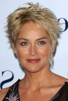 Image result for sharon stone hair 2017 #CourtHairstylesForWomen
