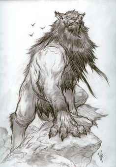 """is the name of a gigantic wolf in Inuit mythology.    It is said to hunt down and devour anyone foolish enough to hunt alone at night. Unlike real wolves who hunt in packs, Amarok hunts alone. It is sometimes considered equivalent to the waheela of cryptozoology. """