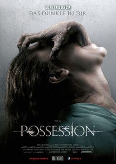 Possession – Das Dunkle in dir – Kinoplakat