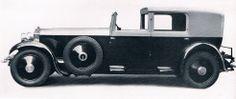 Sedanca de Ville by Barker (chassis 5GN)