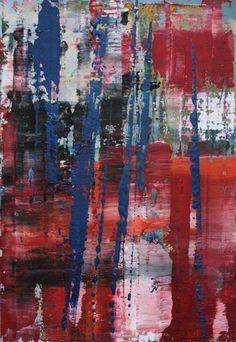 """Koen Lybaert; Oil, 2013, Painting """"abstract N° 521"""""""