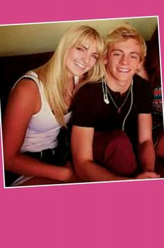 Ross and Rydel! They are super cute