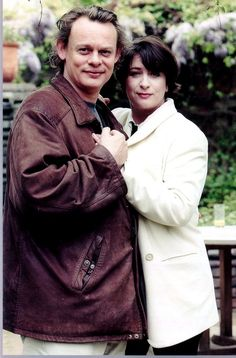 Men Behaving Badly stars Martin Clunes and Caroline Quentin ...