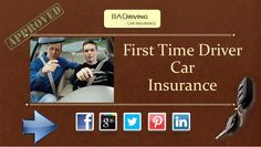 Cheapest car insurance for first time drivers