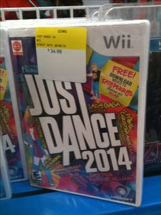 Just Dance 2014- Wii game